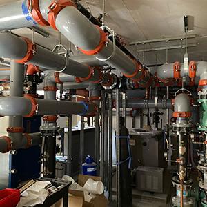 Instalação Tubo de CPVC